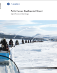 Arctic Human Development Report 2015